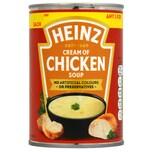 Heinz Cream of Chicken Soup Gebundene Hühnersuppe 400g