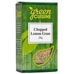 Green Cuisine Chopped Lemon Grass 25g Zitronengras, gerebelt