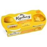 Mr, Kipling 2 Lemon Sponge Puddings Rührkuchen mit Zitronen-Sauce (42%) 190g