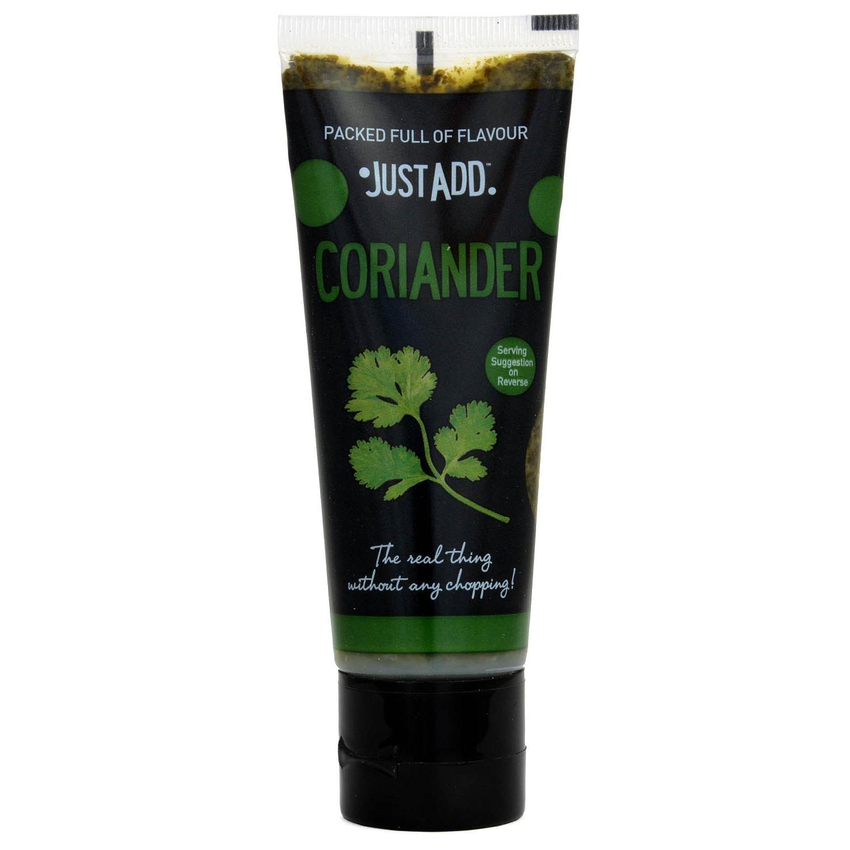 Just Add Coriander 75g Koriander in Sonnenblumenöl