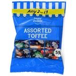 Happy Shopper Assorted Toffees - Karamellbonbon-Sortiment