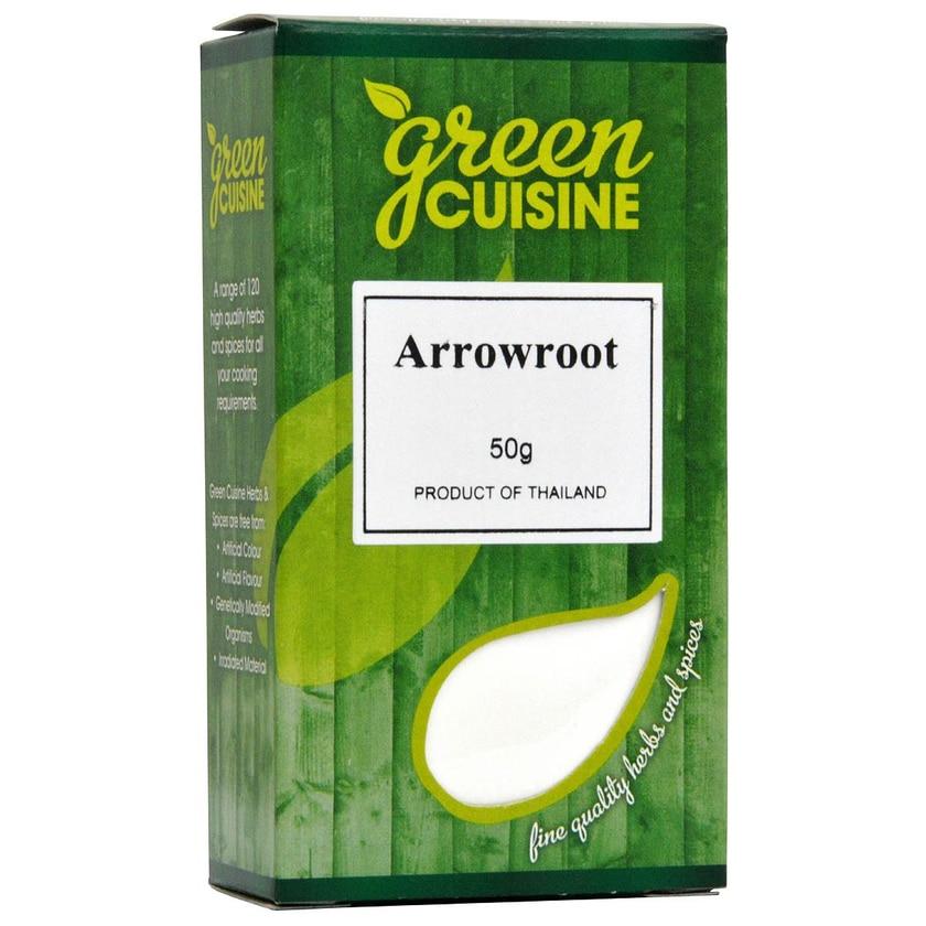 Green Cuisine Arrowroot 50g Pfeilwurz
