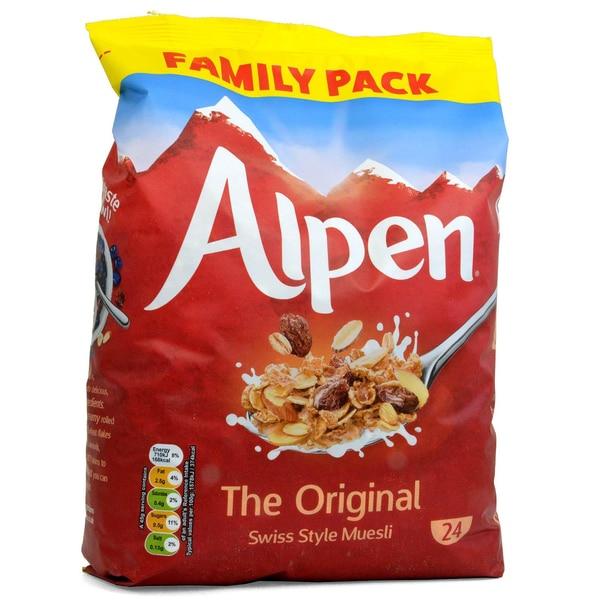 Alpen Muesli Original 1,1kg