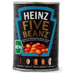 Heinz Five Beanz 415g - Bohnen in Tomatensauce