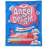 Angel Delight Strawberry - Instant-Dessert Erdbeere-Geschmack