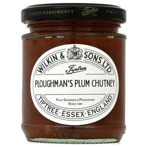 Wilkin & Sons Ploughmans Pflaumen-Chutney 210g