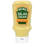 Heinz Salad Cream 30% Less Fat Squeezy - Salatcreme, 30% fettreduziert