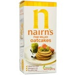 Nairns Fine Milled Oatcakes - 216g Feine Haferkekse