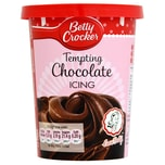 Betty Crocker Tempting Chocolate Icing 400g - Kuchenguss Schoko-Geschmack
