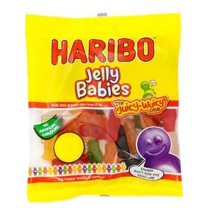 Haribo Jelly Babies Fruchtgelee-Figuren 180g