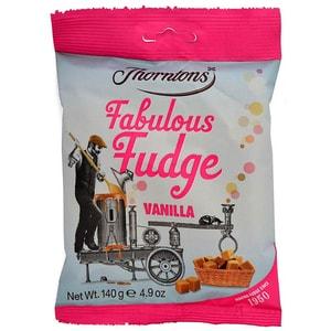 Thorntons Fabulous Vanilla Fudge - Fondant Vanille-Geschmack