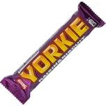 Nestlé Yorkie Milk Chocolate with Raisin and Biscuit - Milchschokolade mit Rosinen und Keks