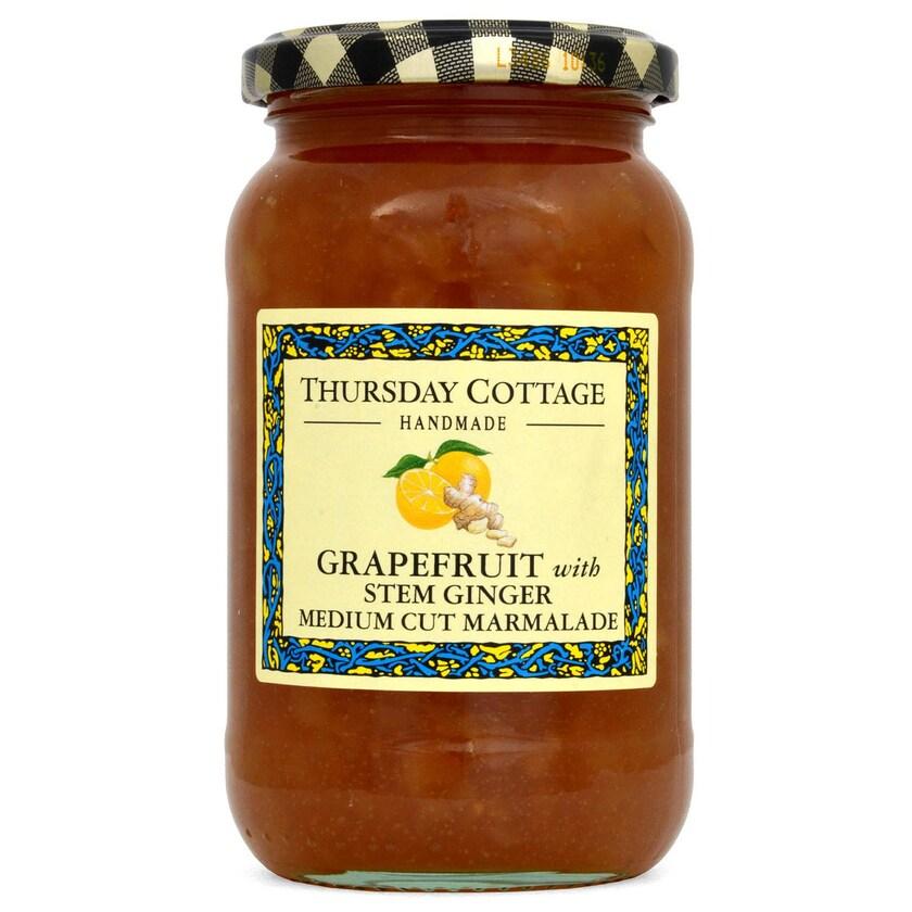Thursday Cottage Grapefruit w/ Stem Ginger Marmalade 454g - mit Ingwer