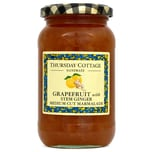 Thursday Cottage Grapefruit w/ Stem Ginger Marmalade 454g - mit Ingwer