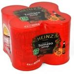 Heinz Cream of Tomato Soup 4 x 400g - Tomatencremesuppe