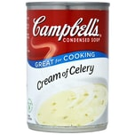 Campbells Cream of Celery Condensed Soup - gebundene Selleriecremesuppe