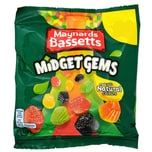 Maynards Bassetts Midget Gems - Fruchtgummi