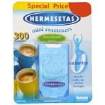 Hermesetas Mini Sweeteners 300 Süßstofftabletten