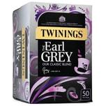 Twinings Earl Grey Tee 50 Teebeutel 125g - aromatisierter Schwarztee