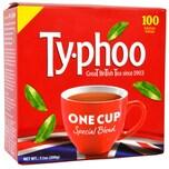 Typhoo Tea 100 Tassenteebeutel Schwarztee in Teebeuteln 200g