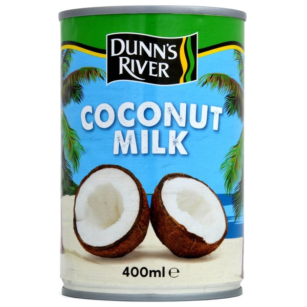 Dunns River Coconut Milk 400ml - Kokosmilch