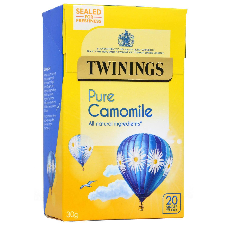 Twinings Kamille 20 Teebeutel - Kamillentee