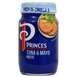 Princes Tuna & Mayo Paste Tuna & Mayo Thunfisch-Mayonnaise-Brotaufstrich 75 g