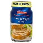 Princes Tuna & Mayo Paste 75 g - Tuna & Mayo - Thunfisch-Mayonnaise-Brotaufstrich