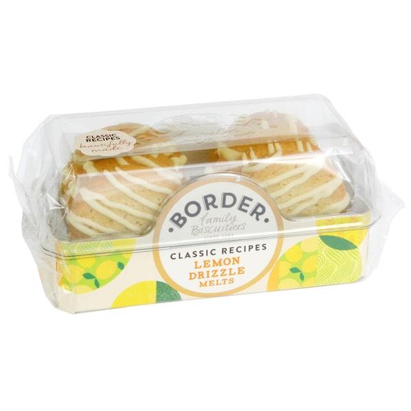 Border Biscuits Lemon Drizzle Melts Spritzgebäck 150g