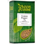 Green Cuisine Lemon Pepper 35g - Zitronenpfeffer