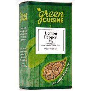 Green Cuisine Lemon Pepper 35g - Zitronenpfeffer