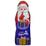 Cadbury Dairy Milk Santa Milchschokolade-Hohlfigur 45g