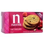 Nairn´s Mixed Berries Oat Biscuits Haferkekse mit Beeren
