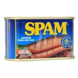 Hormel Spam Chopped Pork & Ham 200g - Frühstücksfleisch
