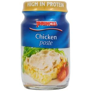 Princes Chicken Paste 75g - Brotaufstrich mit Hähnchen