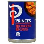 Princes Hot Chicken Curry Hähnchenbruststücke in Curry-Sauce 392g