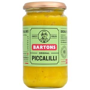 Bartons Original Piccalilli 439g - Senf-Pickle