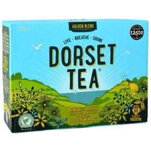Dorset Tea Sunshine Blend 80 Beutel - 250g - Schwarztee in Teebeuteln