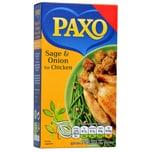 Paxo Sage & Onion Stuffing 85g - Füllung für Fleisch mit Salbei und Zwiebeln