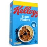 Kelloggs Bran Flakes 750g - Vollkorn-Weizen-Flocken