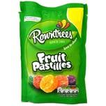 Rowntrees Fruit Pastilles Bag 120g - Fruchtgummi