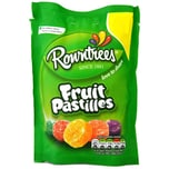 Rowntrees Fruit Pastilles Bag 114g - Fruchtgummi