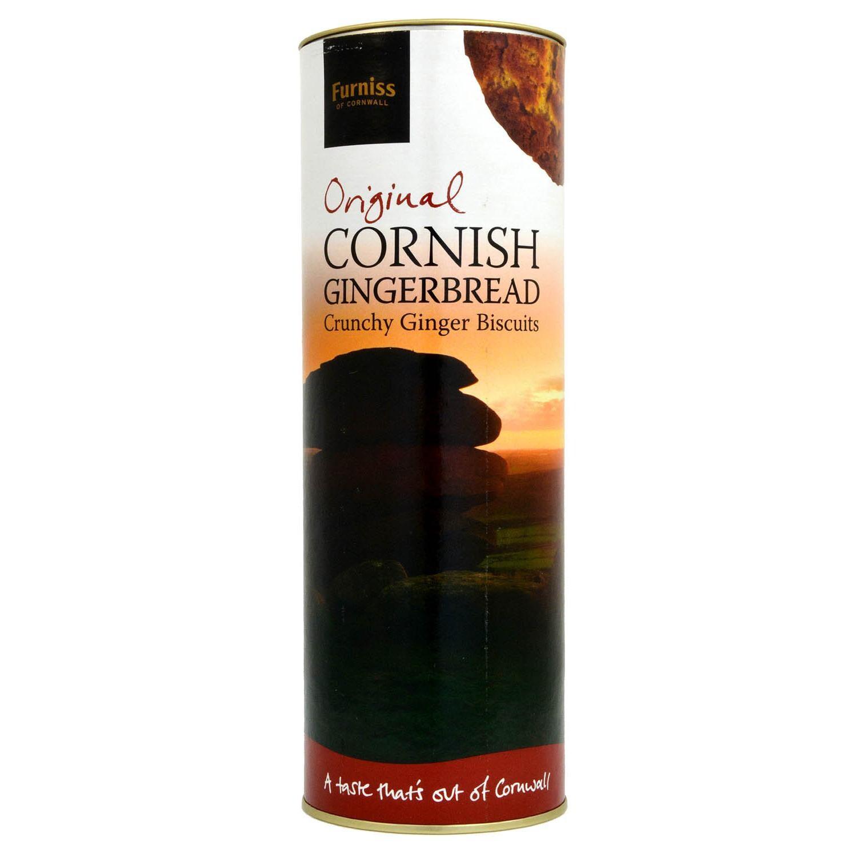 Furniss Cornish Gingerbread Drum 300g - Kekse Ingwer-Geschmack