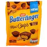 Nestle Butterfinger Mini Cups Peanut Butter 82g - Milchschokolade, gefüllt, Erdnussbutter-Geschmack