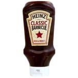 Heinz Classic Barbecue Sauce Grillsoße Rauchgeschmack 665g