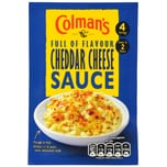 Colmans Cheddar Cheese Sauce Mix Instant-Käsesoße 40g