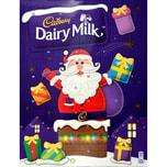 Cadbury Dairy Milk Adventskalender 90g