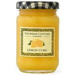 Thursday Cottage Lemon Curd Zitronenaufstrick mit Butter und Ei 110g