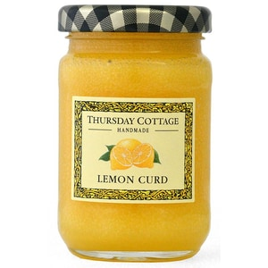 Thursday Cottage Lemon Curd 110g - Zitronenaufstrick mit Butter und Ei