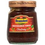 Branston Mediterranean Tomato Tomaten-Chutney 290g